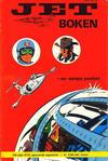 Cover for Jet Boken (Hjemmet / Egmont, 1972 series) #2