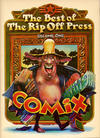 Cover for The Best of The Rip Off Press (Rip Off Press, 1973 series) #1 - Comix
