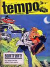 Cover for Tempo (Hjemmet / Egmont, 1966 series) #11/1967