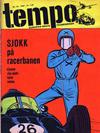 Cover for Tempo (Hjemmet / Egmont, 1966 series) #10/1967