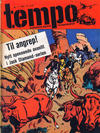Cover for Tempo (Hjemmet / Egmont, 1966 series) #7/1967