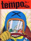 Cover for Tempo (Hjemmet / Egmont, 1966 series) #6/1967