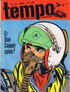 Cover for Tempo (Hjemmet / Egmont, 1966 series) #13/1966