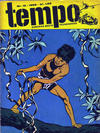 Cover for Tempo (Hjemmet / Egmont, 1966 series) #12/1966
