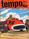 Cover for Tempo (Hjemmet / Egmont, 1966 series) #3/1966