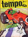 Cover for Tempo (Hjemmet / Egmont, 1966 series) #4/1966