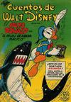 Cover for Cuentos de Walt Disney (Editorial Novaro, 1949 series) #17