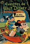 Cover for Cuentos de Walt Disney (Editorial Novaro, 1949 series) #18