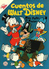 Cover for Cuentos de Walt Disney (Editorial Novaro, 1949 series) #67