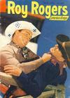Cover for Roy Rogers (Serieforlaget / Se-Bladene / Stabenfeldt, 1954 series) #8/1956