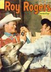 Cover for Roy Rogers (Serieforlaget / Se-Bladene / Stabenfeldt, 1954 series) #2/1956