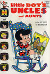 Cover for Little Dot's Uncles and Aunts (Harvey, 1961 series) #7
