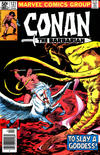 Cover Thumbnail for Conan the Barbarian (1970 series) #121 [Newsstand Edition]