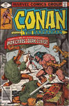 Cover for Conan the Barbarian (Marvel, 1970 series) #99 [Direct]