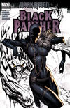 Cover for Black Panther (Marvel, 2009 series) #1 [Sketch Variant Edition]