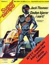 Cover for Supertempo (Hjemmet / Egmont, 1979 series) #3/1980