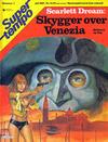 Cover for Supertempo (Hjemmet / Egmont, 1979 series) #7/1981