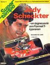 Cover for Supertempo (Hjemmet / Egmont, 1979 series) #8/1981