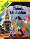 Cover for Supertempo (Hjemmet / Egmont, 1979 series) #11/1981