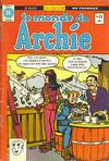 Cover for Le Monde de Archie (Editions Héritage, 1979 series) #25