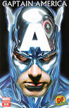 Cover Thumbnail for Captain America (2005 series) #34 [Alex Ross Dynamic Forces Variant]
