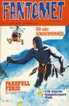 Cover for Fantomet (Semic, 1976 series) #14/1978