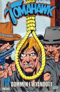 Cover Thumbnail for Tomahawk (Semic, 1977 series) #9/1984