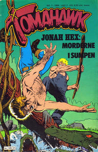 Cover Thumbnail for Tomahawk (Semic, 1977 series) #1/1984