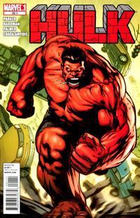 Cover Thumbnail for Hulk (Marvel, 2008 series) #30.1