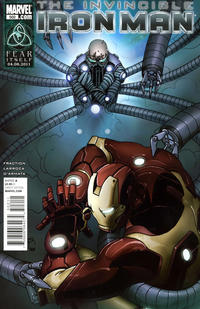 Cover Thumbnail for Invincible Iron Man (Marvel, 2008 series) #502
