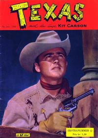 Cover Thumbnail for Texas Ekstranummer (Serieforlaget / Se-Bladene / Stabenfeldt, 1959 series) #26a/1960