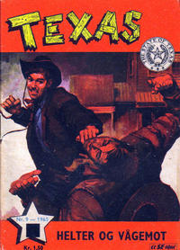 Cover for Texas (Serieforlaget / Se-Bladene / Stabenfeldt, 1953 series) #9/1965