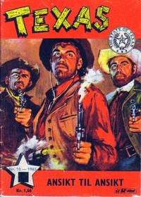 Cover Thumbnail for Texas (Serieforlaget / Se-Bladene / Stabenfeldt, 1953 series) #10/1965