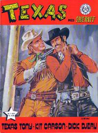 Cover Thumbnail for Texas med Sheriff (Serieforlaget / Se-Bladene / Stabenfeldt, 1976 series) #1/1977