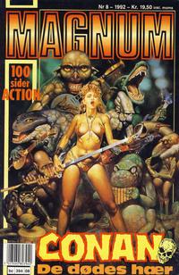 Cover Thumbnail for Magnum (Bladkompaniet / Schibsted, 1988 series) #8/1992