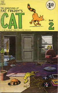 Cover Thumbnail for Fat Freddy's Cat (Rip Off Press, 1977 series) #2 [6th print]