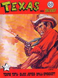 Cover Thumbnail for Texas med Sheriff (Serieforlaget / Se-Bladene / Stabenfeldt, 1976 series) #12/1978