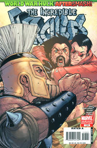 Cover Thumbnail for Incredible Hercules (Marvel, 2008 series) #113 [Variant Edition]