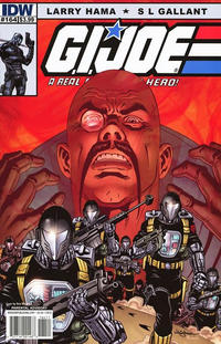 Cover Thumbnail for G.I. Joe: A Real American Hero (IDW, 2010 series) #164 [Cover B]