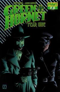 Cover Thumbnail for Green Hornet: Year One (Dynamite Entertainment, 2010 series) #8 [Matt Wagner Cover]