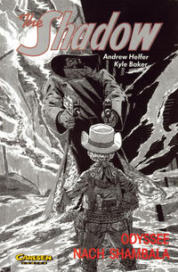 Cover Thumbnail for The Shadow (Carlsen Comics [DE], 1990 series) #5 - Odyssee nach Shambala