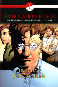 Cover Thumbnail for Tribulation Force Book 2 (Tyndale House Publishers, Inc, 2002 series) #1