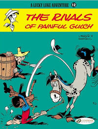 Cover Thumbnail for A Lucky Luke Adventure (Cinebook, 2006 series) #12 - The Rivals of Painful Gulch