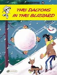 Cover Thumbnail for A Lucky Luke Adventure (Cinebook, 2006 series) #15 - The Daltons in the Blizzard