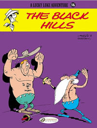 Cover Thumbnail for A Lucky Luke Adventure (Cinebook, 2006 series) #16 - The Black Hills