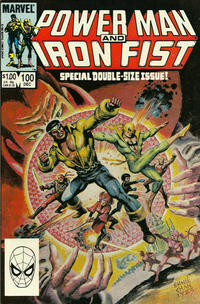 Cover Thumbnail for Power Man and Iron Fist (Marvel, 1981 series) #100 [direct]