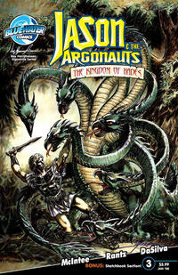 Cover Thumbnail for Jason and the Argonauts: Kingdom of Hades (Bluewater / Storm / Stormfront / Tidalwave, 2007 series) #3 [Cover A]