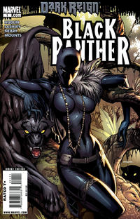 Cover Thumbnail for Black Panther (Marvel, 2009 series) #1 [Direct Edition]