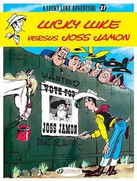 Cover Thumbnail for A Lucky Luke Adventure (Cinebook, 2006 series) #27 - Lucky Luke Versus Joss Jamon