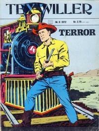Cover Thumbnail for Tex Willer (Illustrerte Klassikere / Williams Forlag, 1971 series) #9/1972